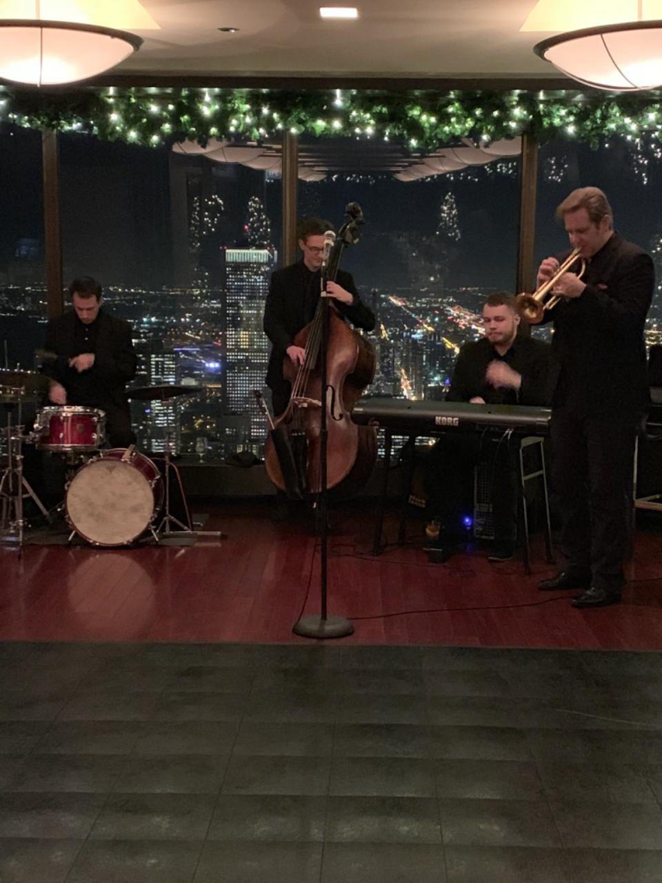 Grandsden Quartet in Chicago 2019